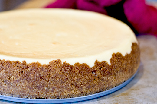 Graham Cracker Crust | chaos in the kitchen