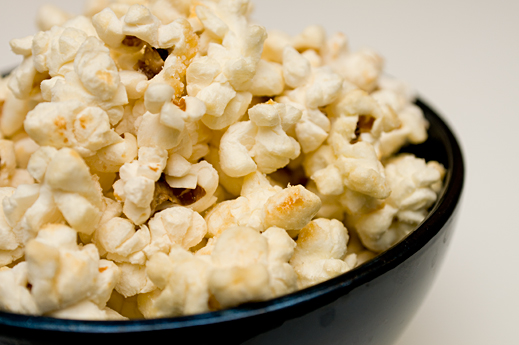 Wow! Have you had kettle corn? I am not talking about the sucralose ...