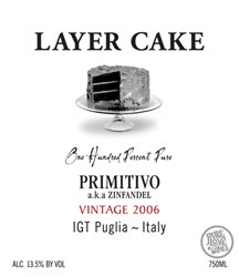 Layer Cake Primitivo