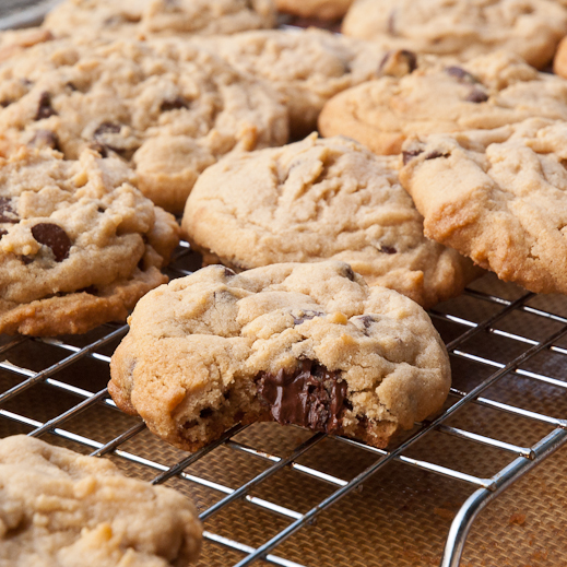 Addie's Favorite Peanut Butter Chocolate Chip Cookies | chaos in the ...