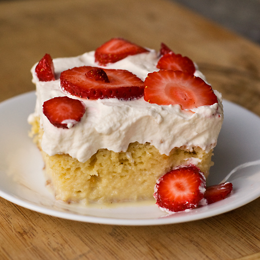 Tres Leches Cake | chaos in the kitchen